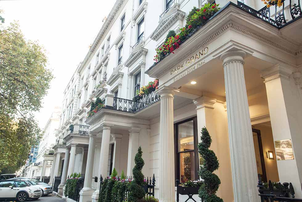 Small Hotels London West End