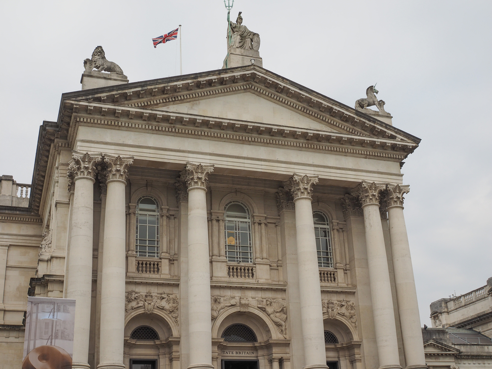 how to get to tate britain