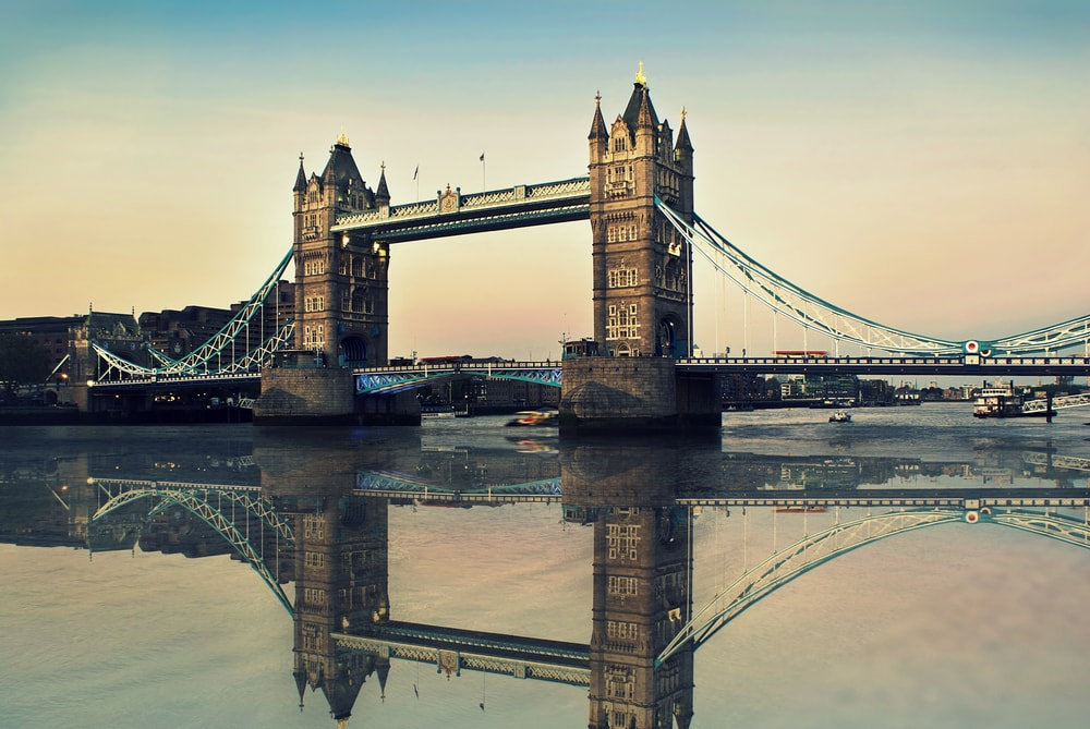 Antique London Bridge
