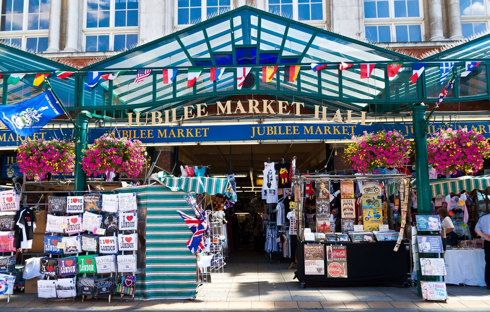 Stunning Stalls And So Much More Central London S Must Visit Markets Park Grand London Hyde Park